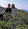Geof and Linda