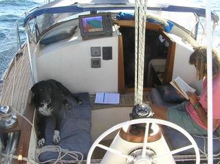 Downwind sailing 2