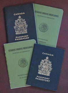 FM3 visas and Canadian passports