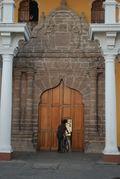 Lion Doorway