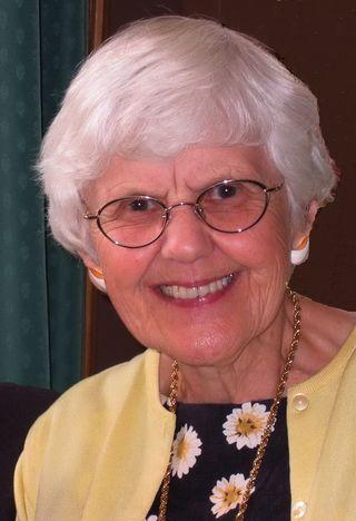 Dorothy portriat July 2006