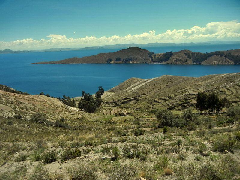 Isla Del Sol Scenery4
