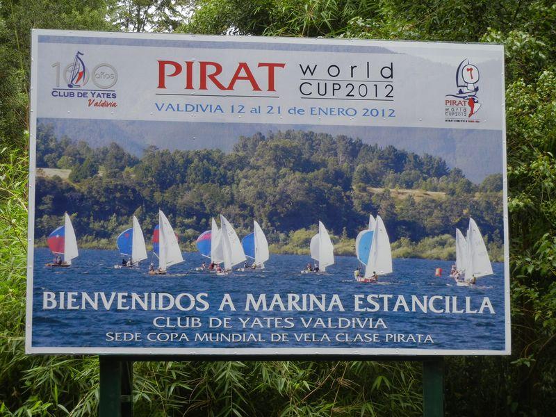 Pirat Cup sign