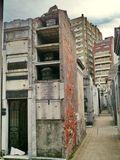Derelict crypts