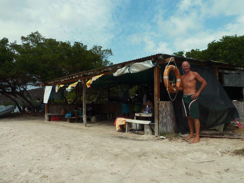 Rogers Beach Bar