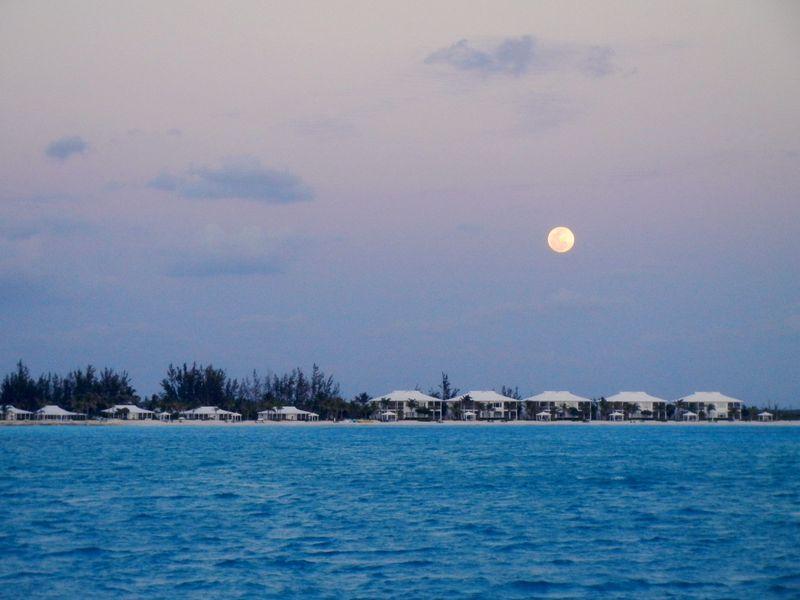 Calabash Bay_Full Moon