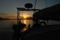Sunrise on C & D canal