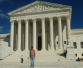 GG outside of the Supreme Court