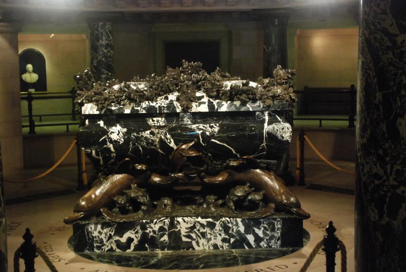 Tomb of John Paul Johns