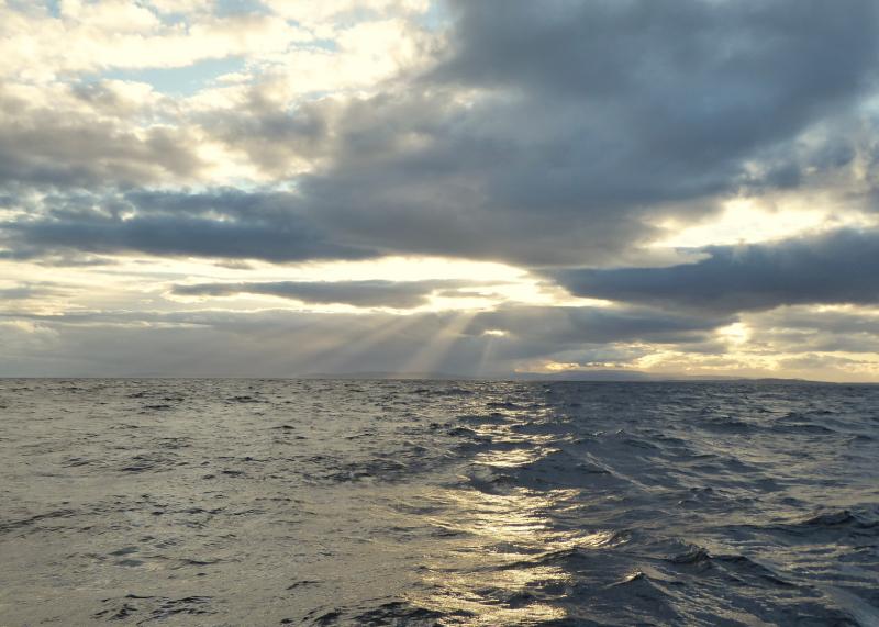The North Sea Crossing