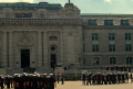 Lunchtime at the naval Academy