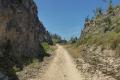 Railway cut through Limestone