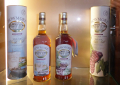 The Bowmore bottles we remember