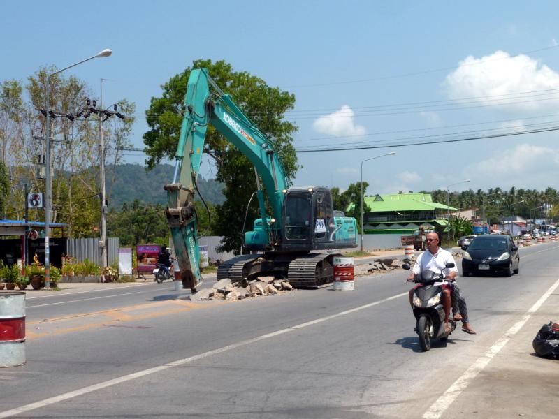 Road Construction 2017