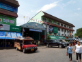 Thai border town