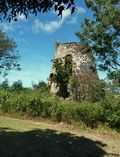 Ruined sugar mill