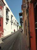Street for strolling