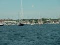 Newport anchorage