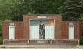 C. D. Batchelor war memorial
