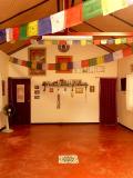 Shala interior