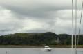 Anchored in Loch Aline