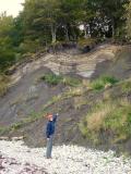 Famous cliff