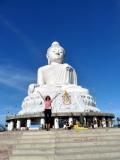 Big Buddha and LE