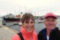 The crew at Sea Plane Harbour Marina