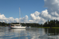 Anchored in FInland