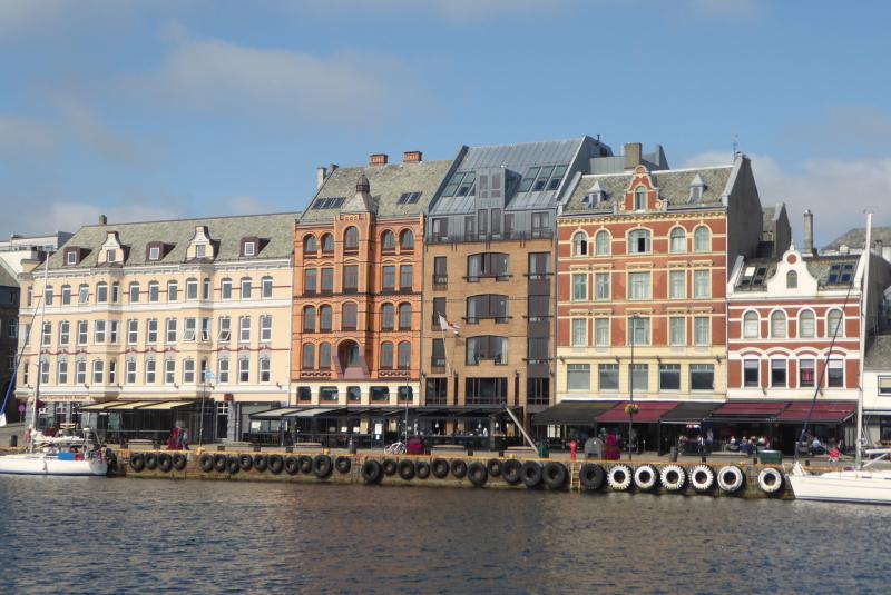 Haugesund waterfront