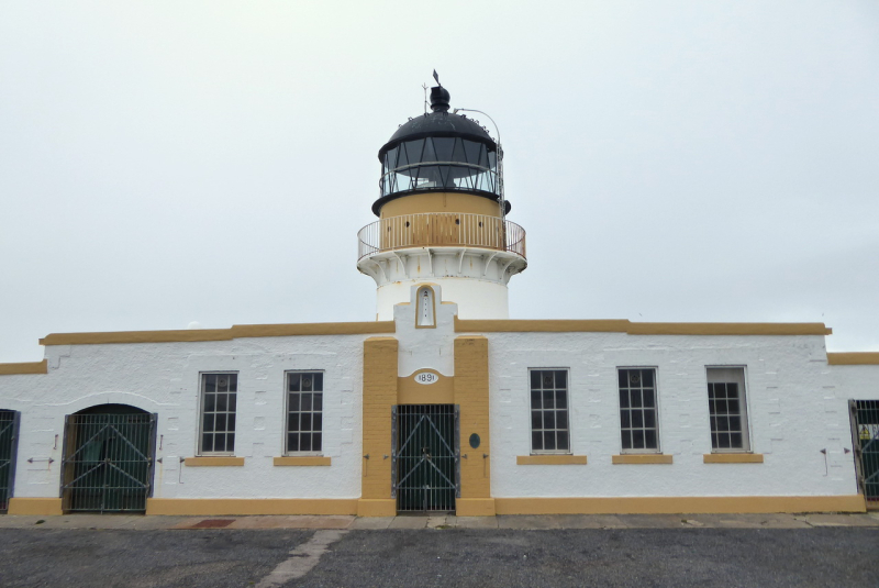North end Lighthouse