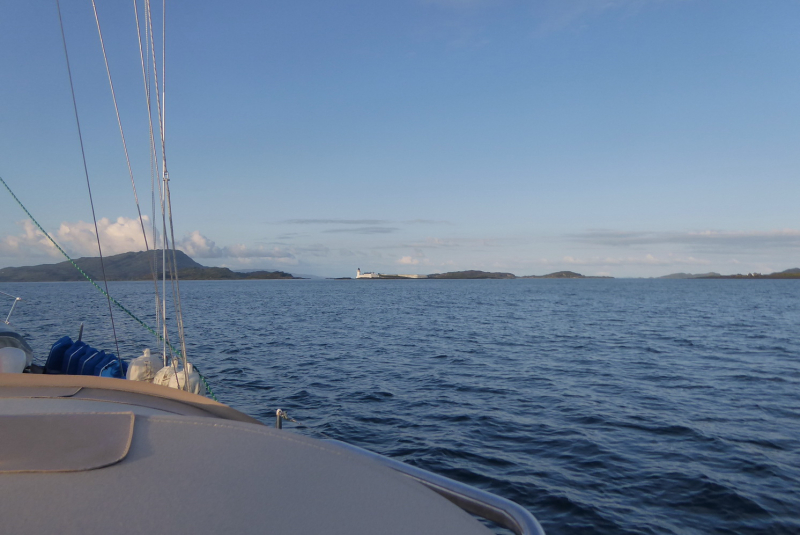 North Entrance to Sound of Luing
