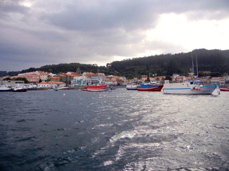 Corcubion fishing fleet