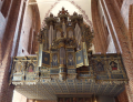 Organ played by Diderik Buxtehudes