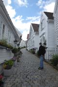 Stavanger old quarter