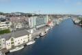 Curare at the Haugesund dock