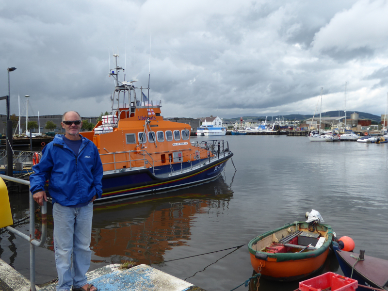Arklow Ireland lifeboat