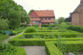 Greyfriars Abbey herb garden