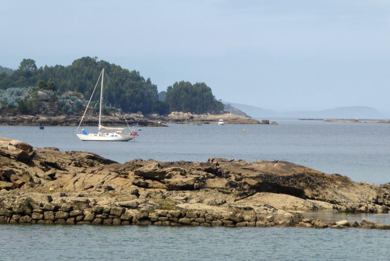 Aldan anchorage