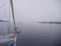 Leaving Hellvik