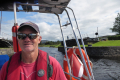 Motoring in the Caledonian Canal