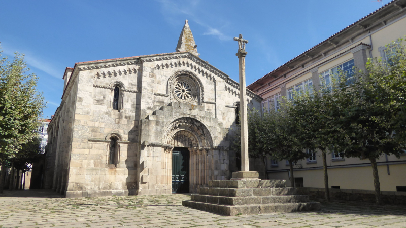 Church in Old City