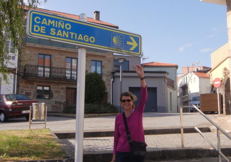 LE on the Camino de Santiago