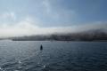 Illa de Ons anchorage