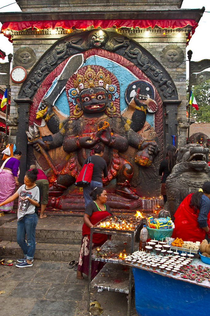 Durbar Square_kaal-bhairav