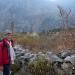 V Trekking out of Briddhim