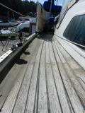 Dirty deck