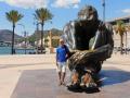 El Zulo Sculpture
