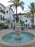 Plaza in Marbella