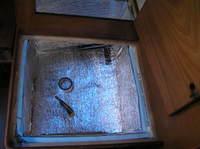 Fridge insulation